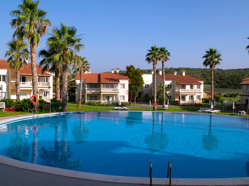 Hotel aparthotel hg jardin de menorca son bou viajes for Aparthotel hg jardin de menorca