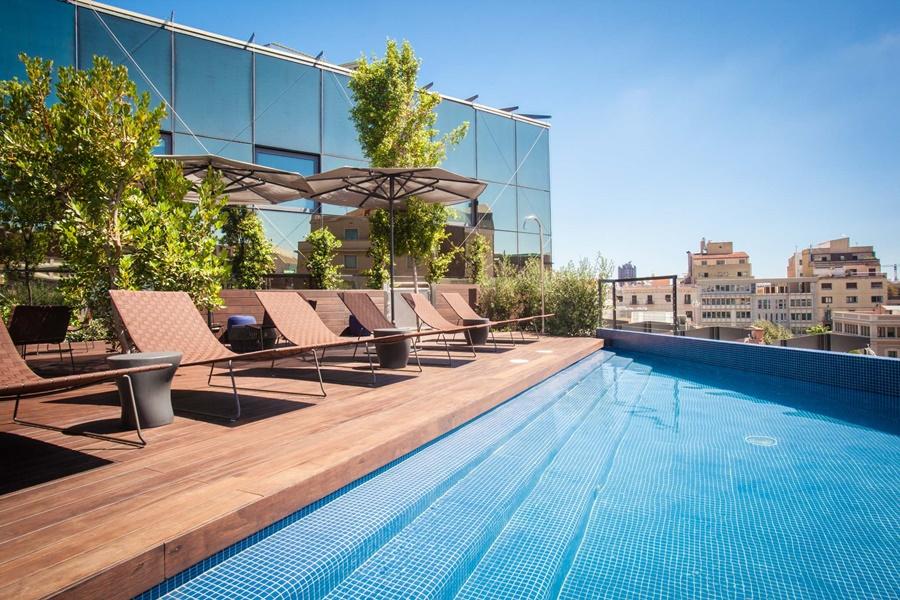 OD BARCELONA - Hotel cerca del Restaurante Hare Krishna Govinda