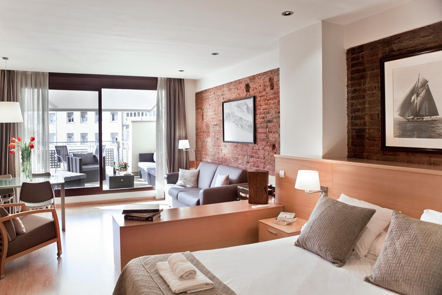 WELLO BARCELONA APARTMENT - Hotel cerca del Pim Pam Burger