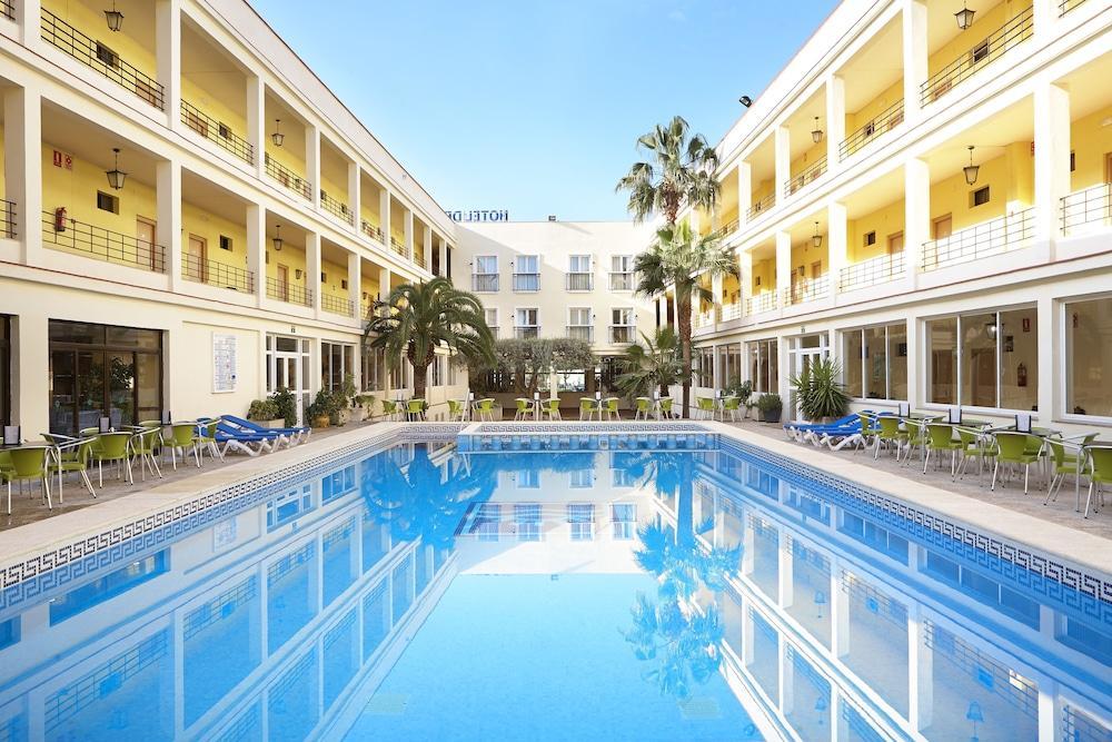 HOTEL DEL GOLF PLAYA - Hotel cerca del NOU ESTADI MUNICIPAL CASTALIA