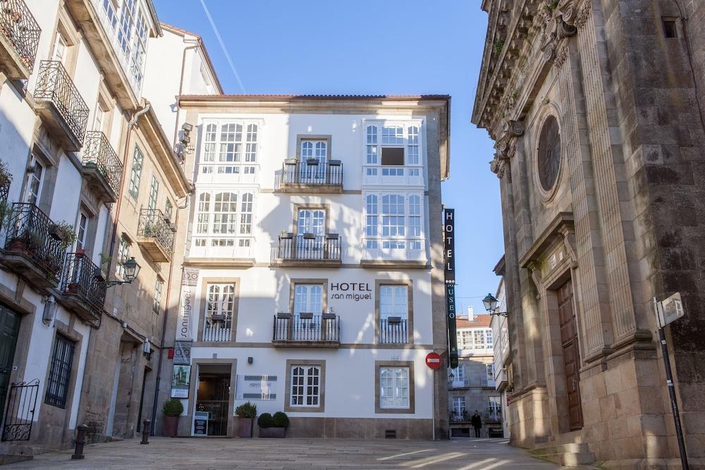 GASTRONOMICO SAN MIGUEL - Hotel cerca del Aeropuerto de Santiago de Compostela Lavacolla