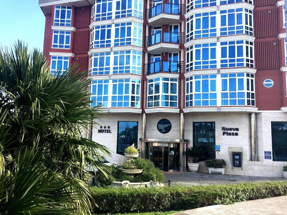 HOTEL NUEVA PLAZA - Hotel cerca del Aeropuerto de Santander Parayás