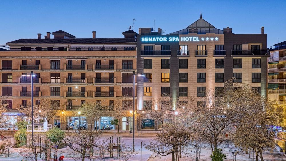 SENATOR GRANADA SPA - Hotel cerca del Parque García Lorca de Granada