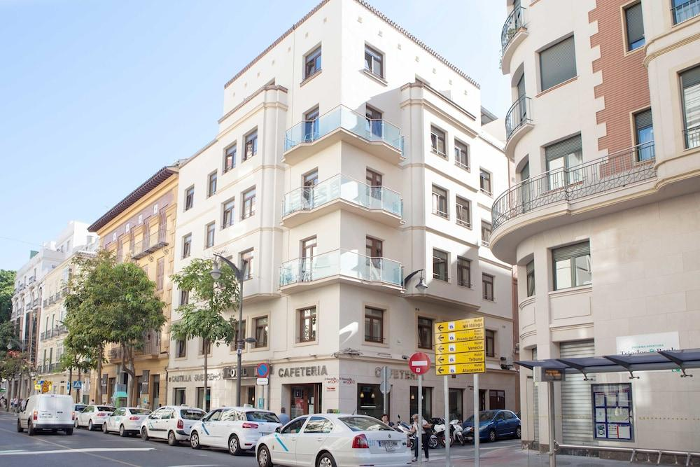 CASTILLA GUERRERO - Hotel cerca del Feria de Málaga