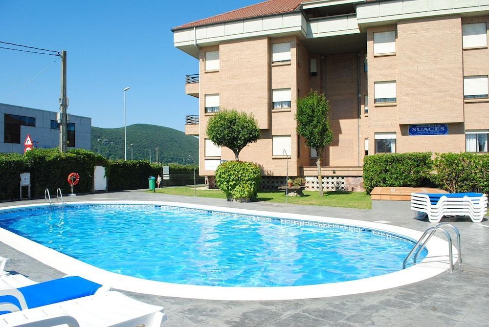 SUACES APARTAMENTOS - Hotel cerca del Playa de Berria