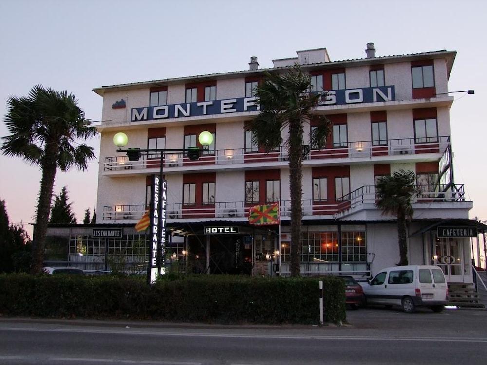 MONTEARAGON - Hotel cerca del Estadio El Alcoraz