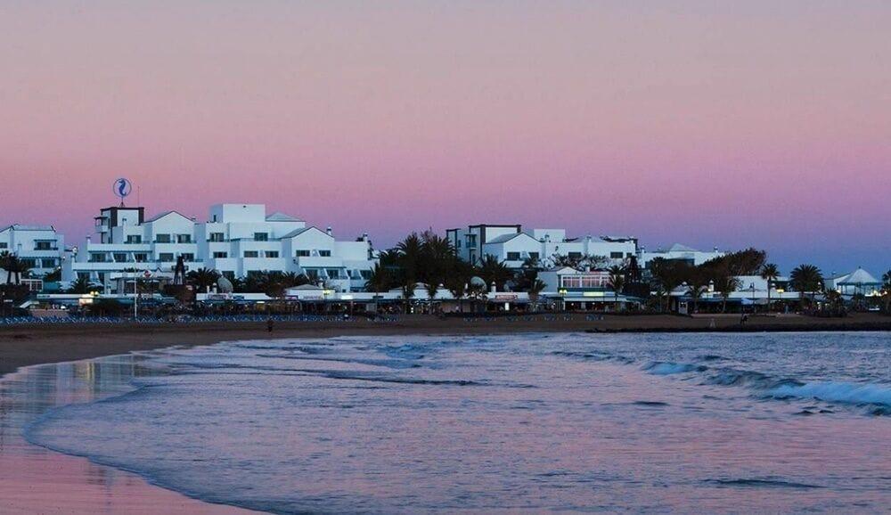 SEASIDE LOS JAMEOS PLAYA - Hotel cerca del Aeropuerto de Lanzarote