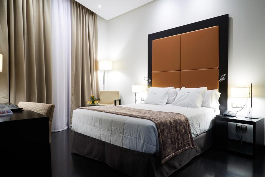 GRAN HOTEL DON MANUEL - Hotel cerca del Palacio de las Cigüeñas