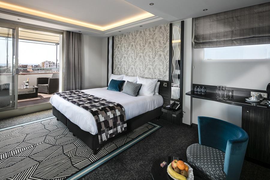 Hotel Best Western Premier Mondial