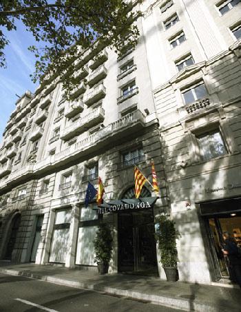 HCC COVADONGA - Hotel cerca del Camp Nou