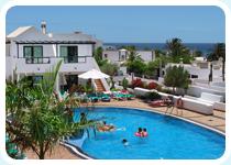 HOTEL POCILLOS PLAYA - Hotel cerca del Aeropuerto de Lanzarote