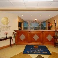Oferta en Hotel Comfort Inn & Suites en Estados Unidos