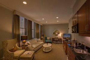 Dormir en Hotel Hilton St. Louis Downtown en San Luis