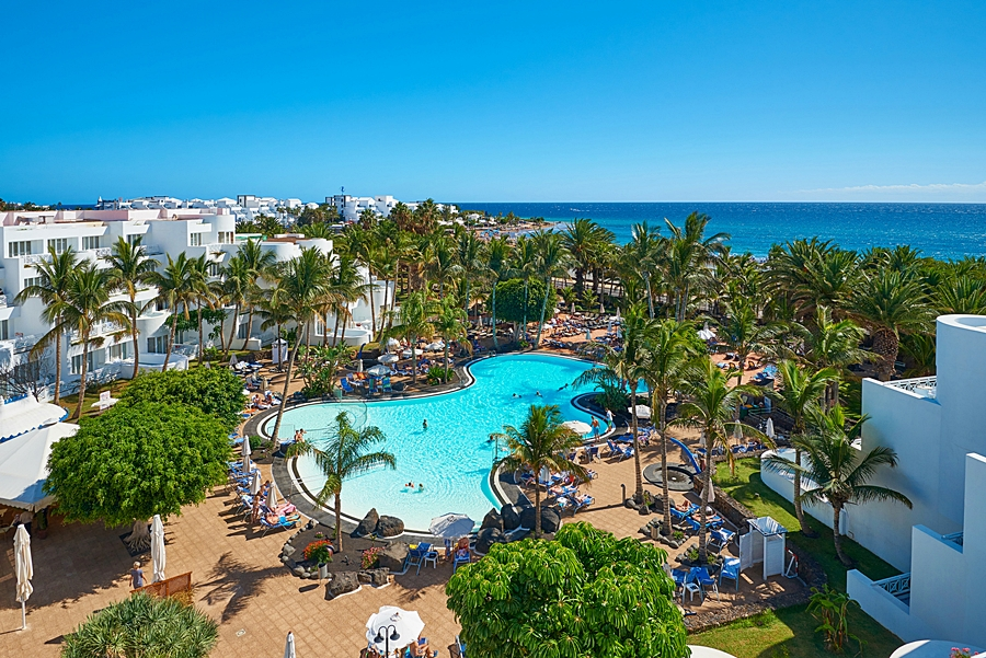 HIPOTELS LA GERIA - Hotel cerca del Aeropuerto de Lanzarote