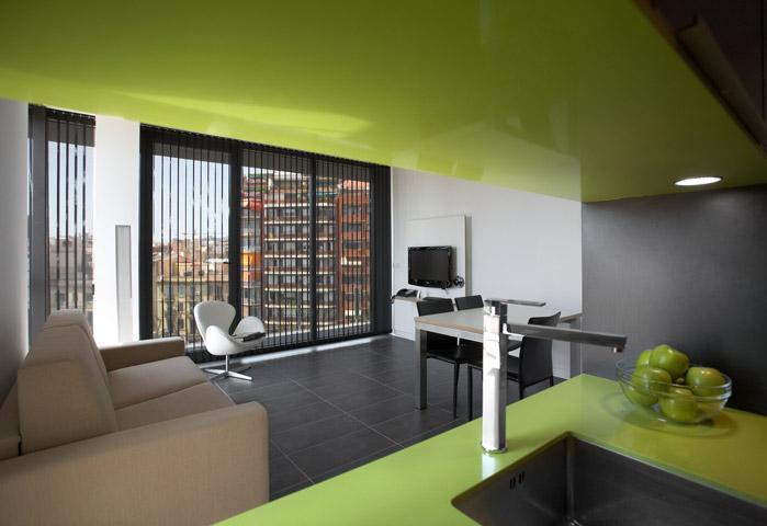 APARTAMENTOS JUST STYLE - Hotel cerca del Camp Nou
