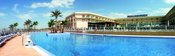 CABOGATA MAR GARDEN - Hotel cerca del Playa de los Genoveses