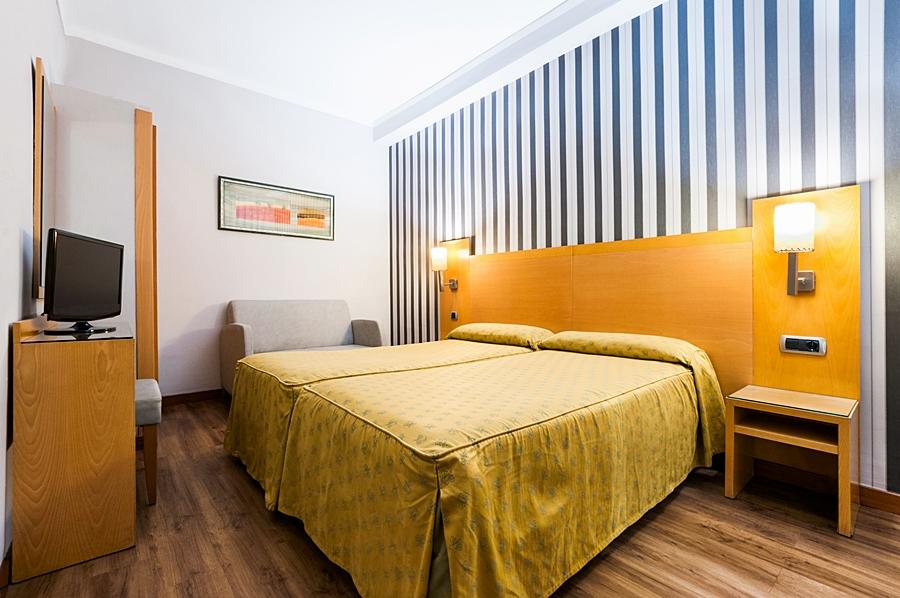 LYON - Hotel cerca del Bravas en el Bohemic