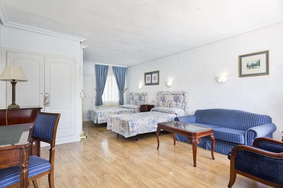 BEST OSUNA FERIA MADRID - Hotel cerca del Aeropuerto de Madrid Barajas