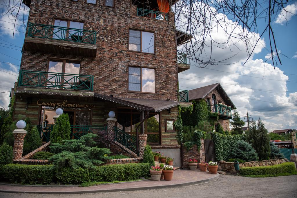 Hotel Rasslabonov Country Home