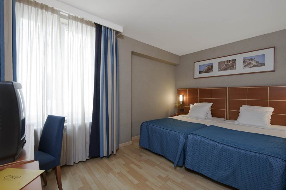 hotel grand place bruselas: