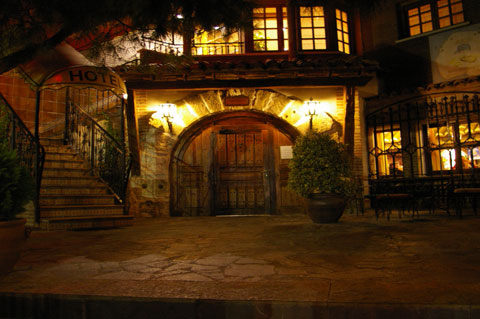 HOTEL ALGETE - Hotel cerca del Circuito del Jarama