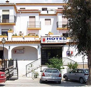 PUERTA NAZARI - Hotel cerca del Comarca de las Alpujarras