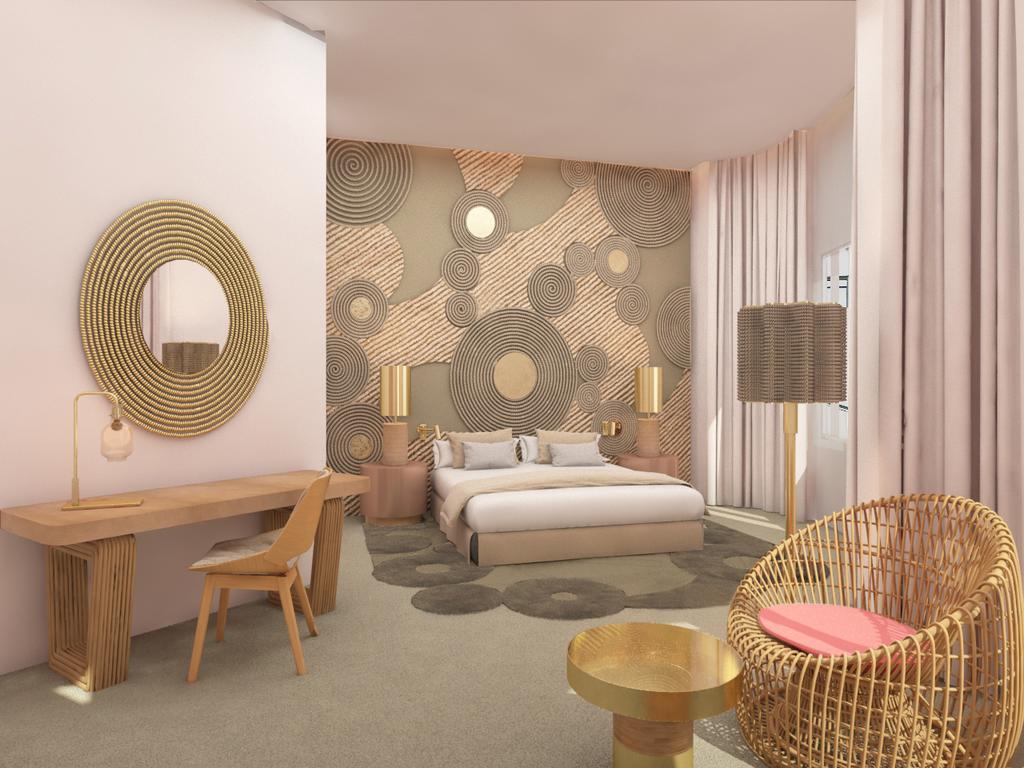 ROOM MATE MACARENA - GRAN VIA - Hotel cerca del Sala Berlanga