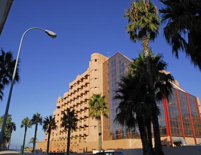 HOTEL ALMUÑECAR PLAYA - costa tropical