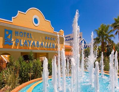 HOTEL PLAYABALLENA - Hotel cerca del CLUB DE GOLF COSTA BALLENA