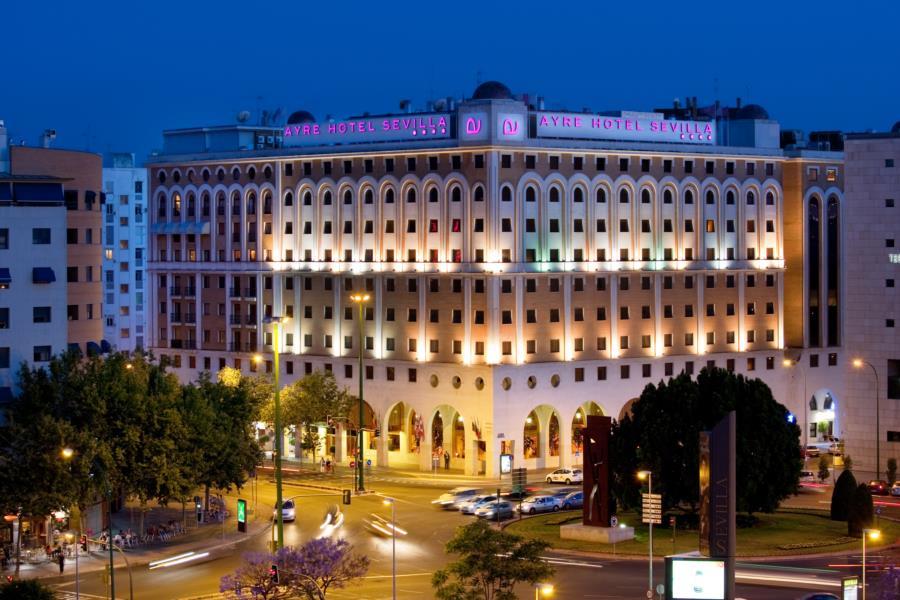AYRE HOTEL SEVILLA - Hotel cerca del Mesón Zurrutraque