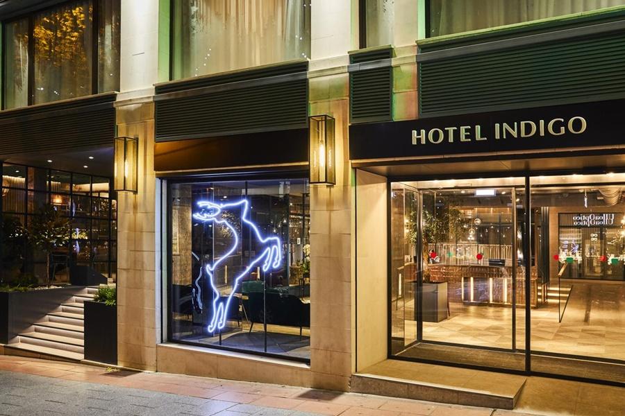 INDIGO MADRID - PRINCESA - Hotel cerca del Plaza de Toros de Las Ventas