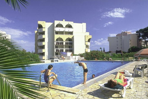HotelCitadines Montpellier Sainte Odile