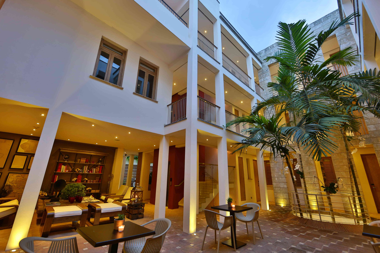 Billini Hotel,historic Luxury