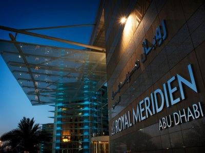 Dormir en Hotel Le Royal Meridien Abu Dhabi en Abu Dhabi