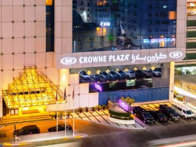 Oferta en Hotel Crowne Plaza  Abu Dhabi en Abu Dhabi