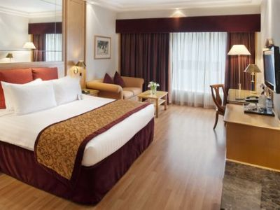 Oferta en Hotel Crowne Plaza  Abu Dhabi en Emiratos Arabes Unidos (Asia)