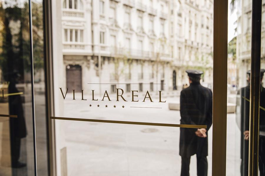 VILLA REAL - Hotel cerca del Sala Berlanga