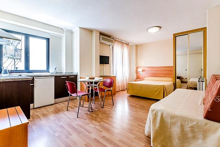 Hotel Apartamentos Jch Congreso Salamanca Viajes