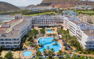 HOTEL BEST OASIS TROPICAL - costa almeria