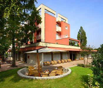 Hotel Aqua en Abano Terme