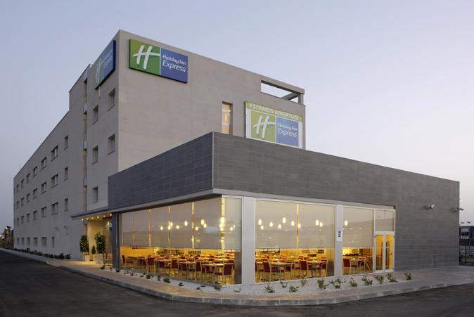 HI EXPRESS MALAGA AIRPORT - Hotel cerca del Palacio de Deportes Martín Carpena