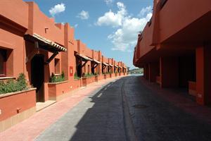 hotel APARTAMENTOS MANILVA GREEN en la población de Manilva