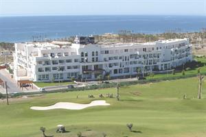 CABOGATA PLAZA SUITES - Hotel cerca del Playa de Mónsul