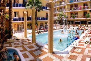 Hotel Cleopatra Spa en Lloret De Mar