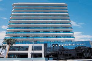 Hotel Cibeles Playa en Gandía
