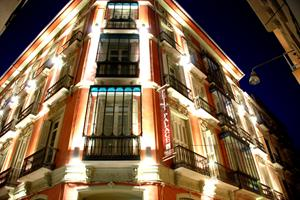 PETIT PALACE PLAZA MALAGA - Hotel cerca del Palacio de Deportes Martín Carpena