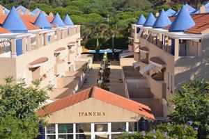 LEO IPANEMA APARTAMENTOS - Hotel cerca del Parque Acuático Cartaya