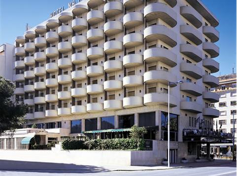 NH LUZ HUELVA - Hotel cerca del Estadio Nuevo Colombino