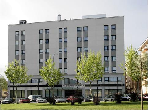 NH CIUDAD DE CUENCA - Hotel cerca del Ciudad Encantada