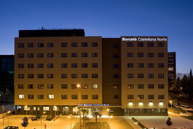 hoteles cerca de la castellana: